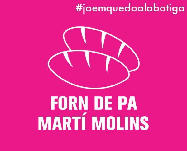 FORN DE PA MARTÍ MOLINS